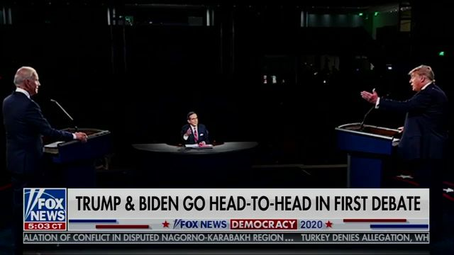 """Fox's Brian Kilmeade: """"Trump biggest layup in the histories of debates by saying not condemning white supremacists."""""""