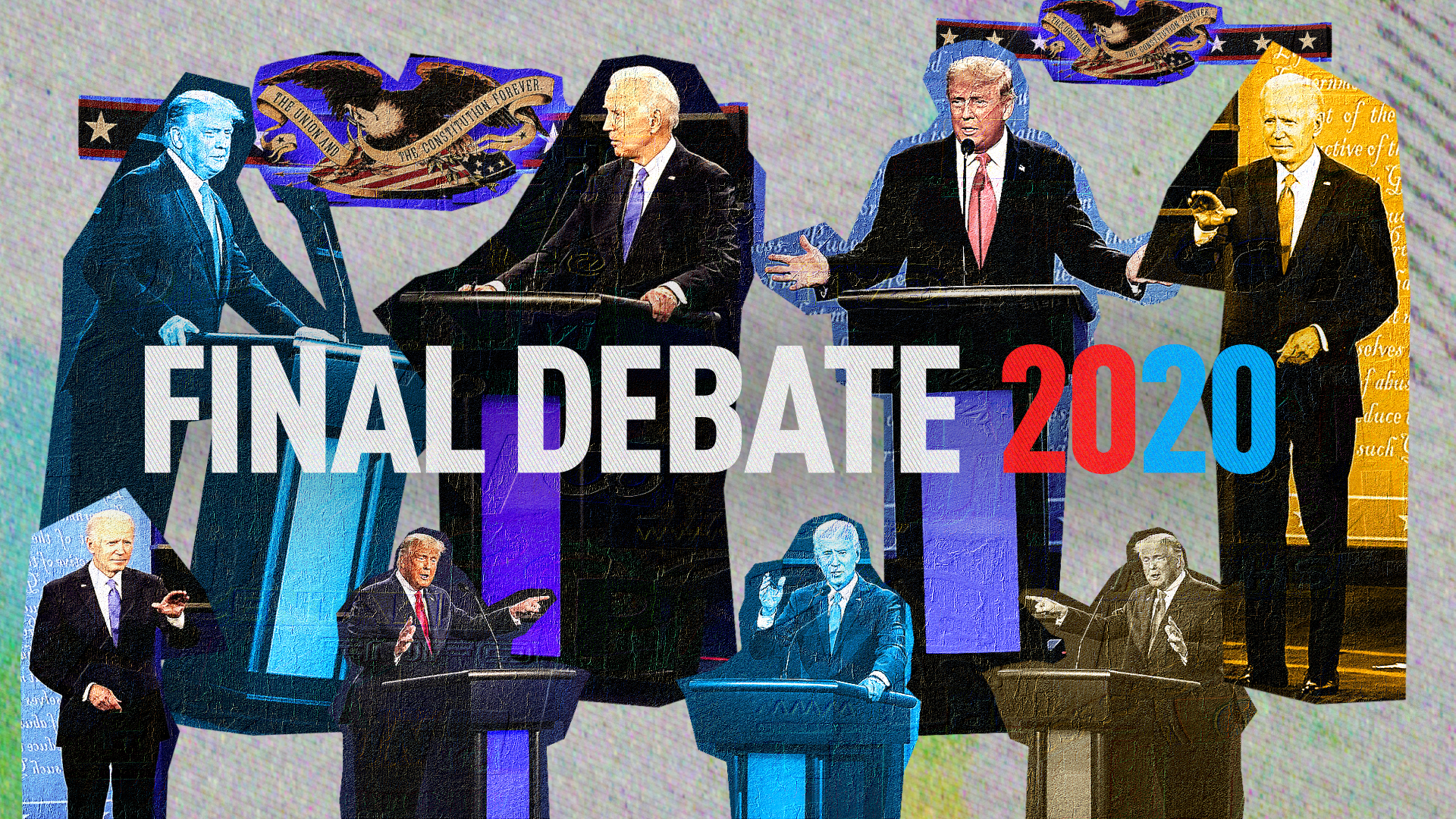 Must-See Moments from the Final Presidential Debate