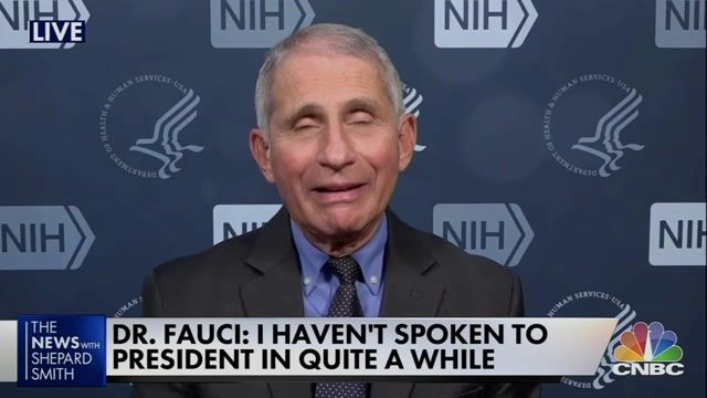 "Fauci sounds the alarm: ""This is going to get worse … We can't just let this happen … this is an untenable situation."""