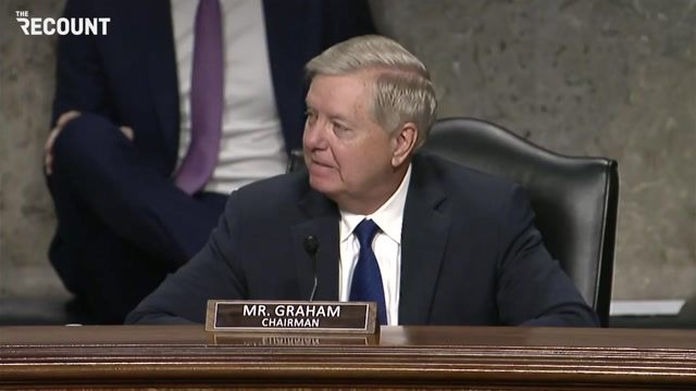 "Sen. Graham (R-SC): Twitter & Facebook were making ""editorial decision"" when they removed debunked Hunter Biden stories."