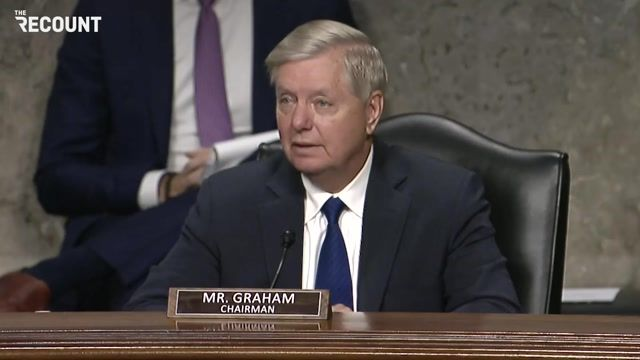 Sen. Lindsey Graham (R-SC) compares social media to the addictive nature of tobacco products.