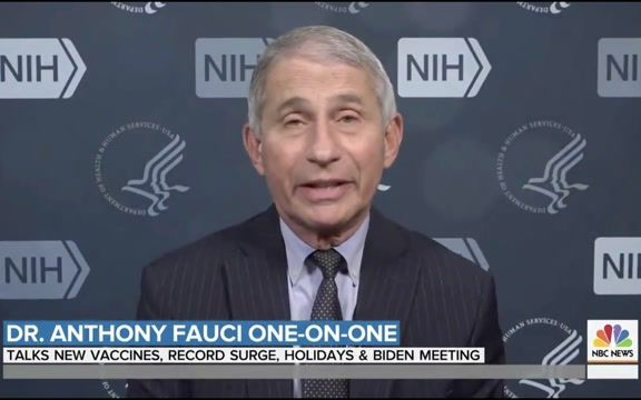 "Dr. Fauci on Biden offering him chief medical adviser position: ""Absolutely, I said yes right on the spot."""